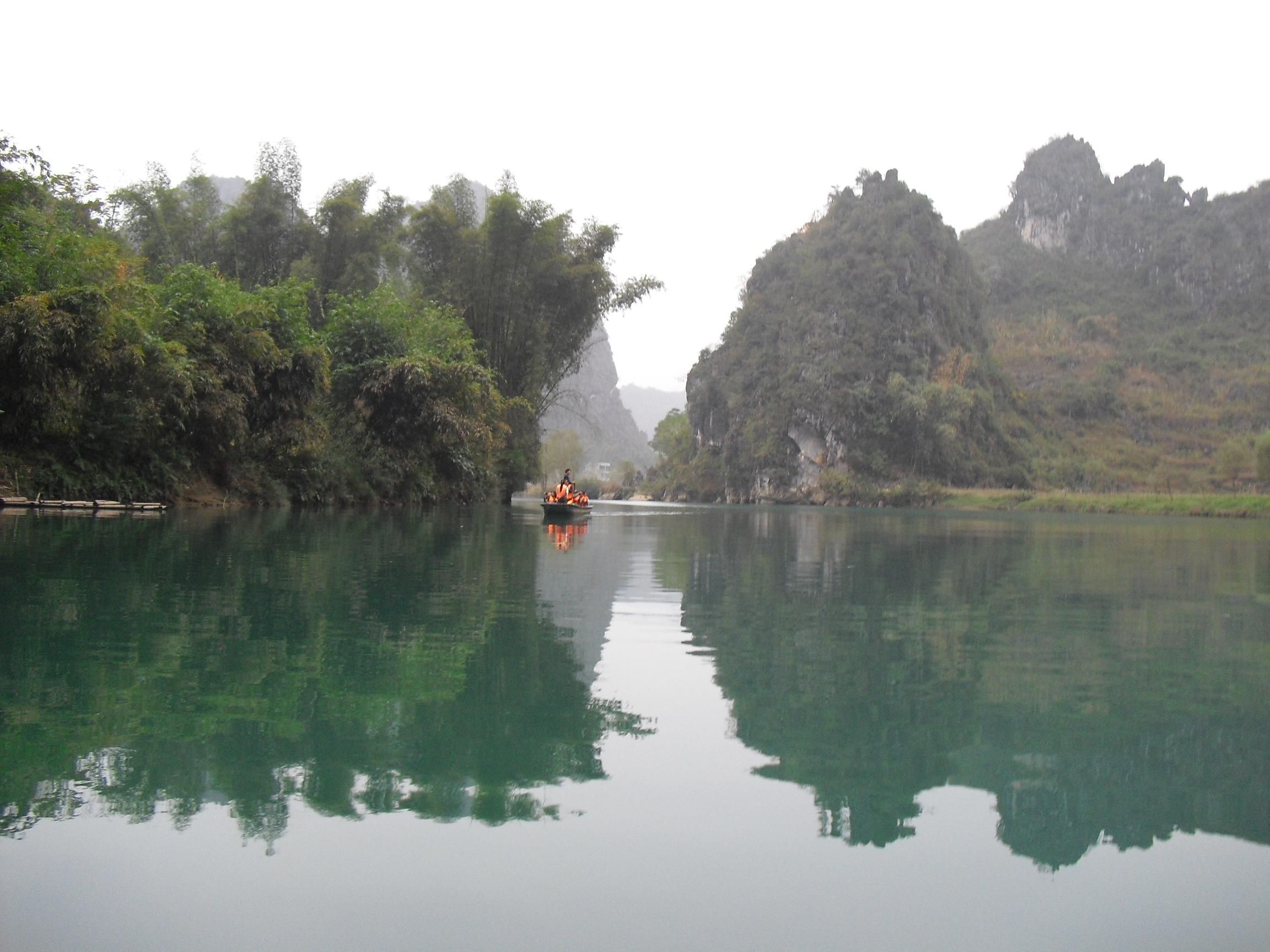 穿阅桂西南双飞6日游