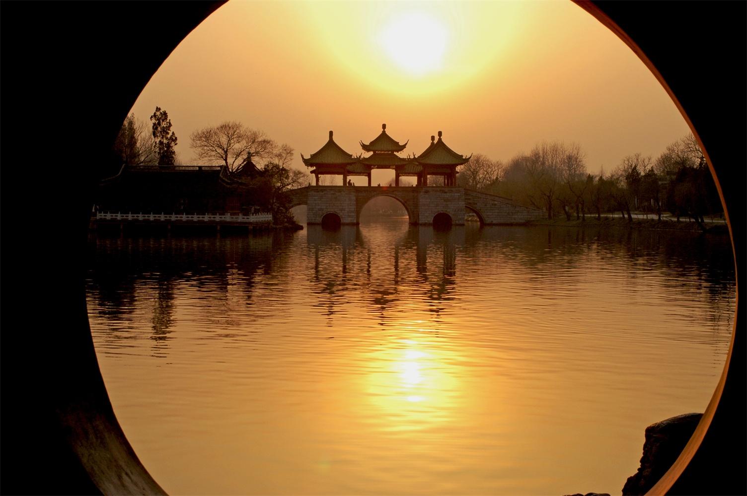 扬州1日跟团游