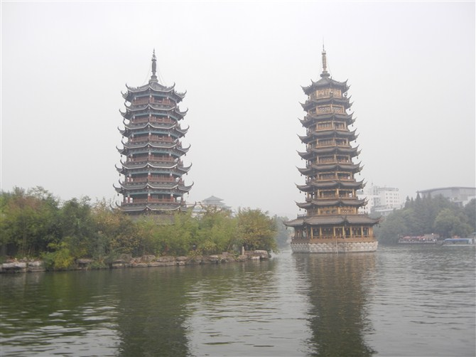 桂林+陽朔雙飛4日跟團游