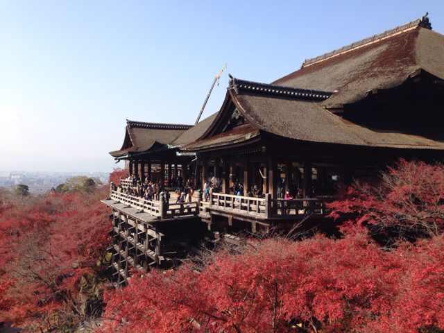日本本州双古都经典5日游