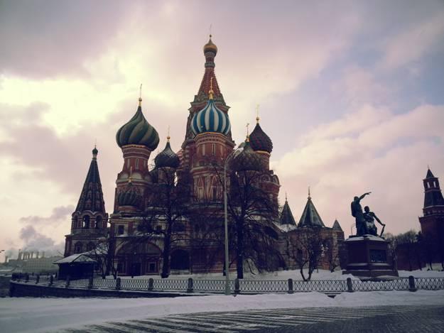 俄罗斯红色经典7日之旅