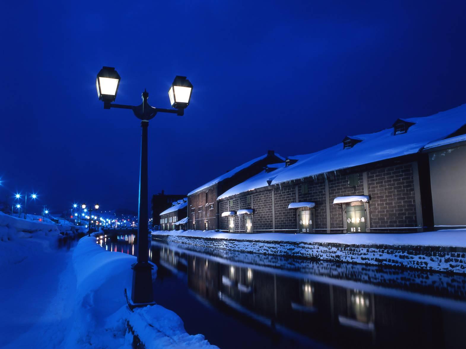 冬戀北海道輕奢五日游