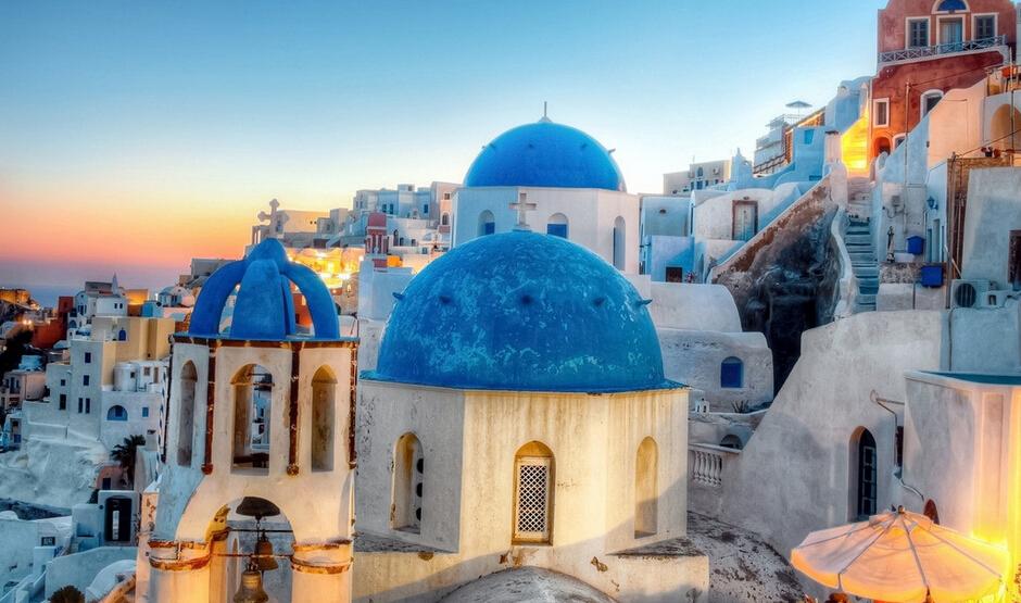 土耳其、希腊13天浪漫精选之旅(TK+棉花堡+卡帕多起亚+圣托里尼岛2N)