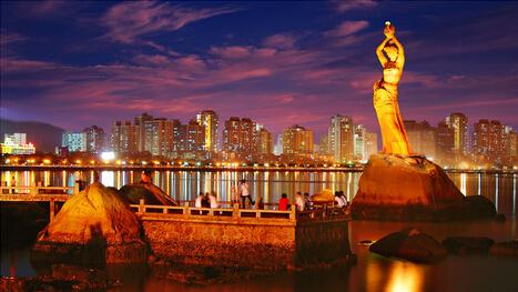 珠海、港珠澳大桥、香港、澳门双飞五日游