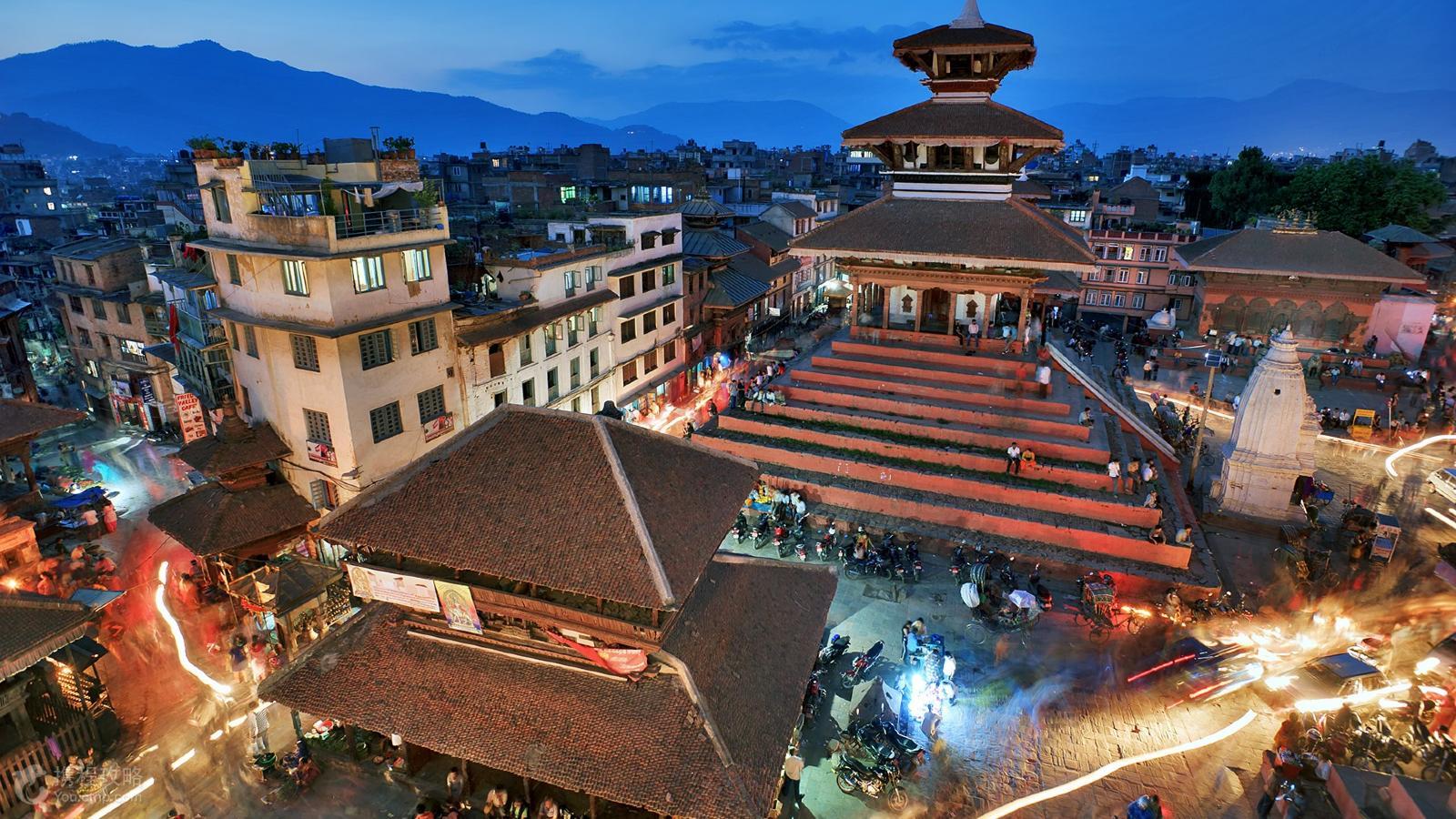 尼泊尔8晚9日游 (国航联运+加德满都3天+博卡拉3天+雪山日出+2天自由活动)
