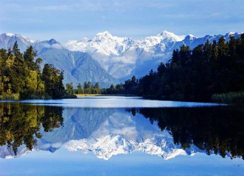【嗨皮】新西兰南北岛10晚13日(纯玩+冰川+温泉+观星+SKYLINE天空缆车+米尔福德峡湾+WiFi+3晚皇后镇连住)MU