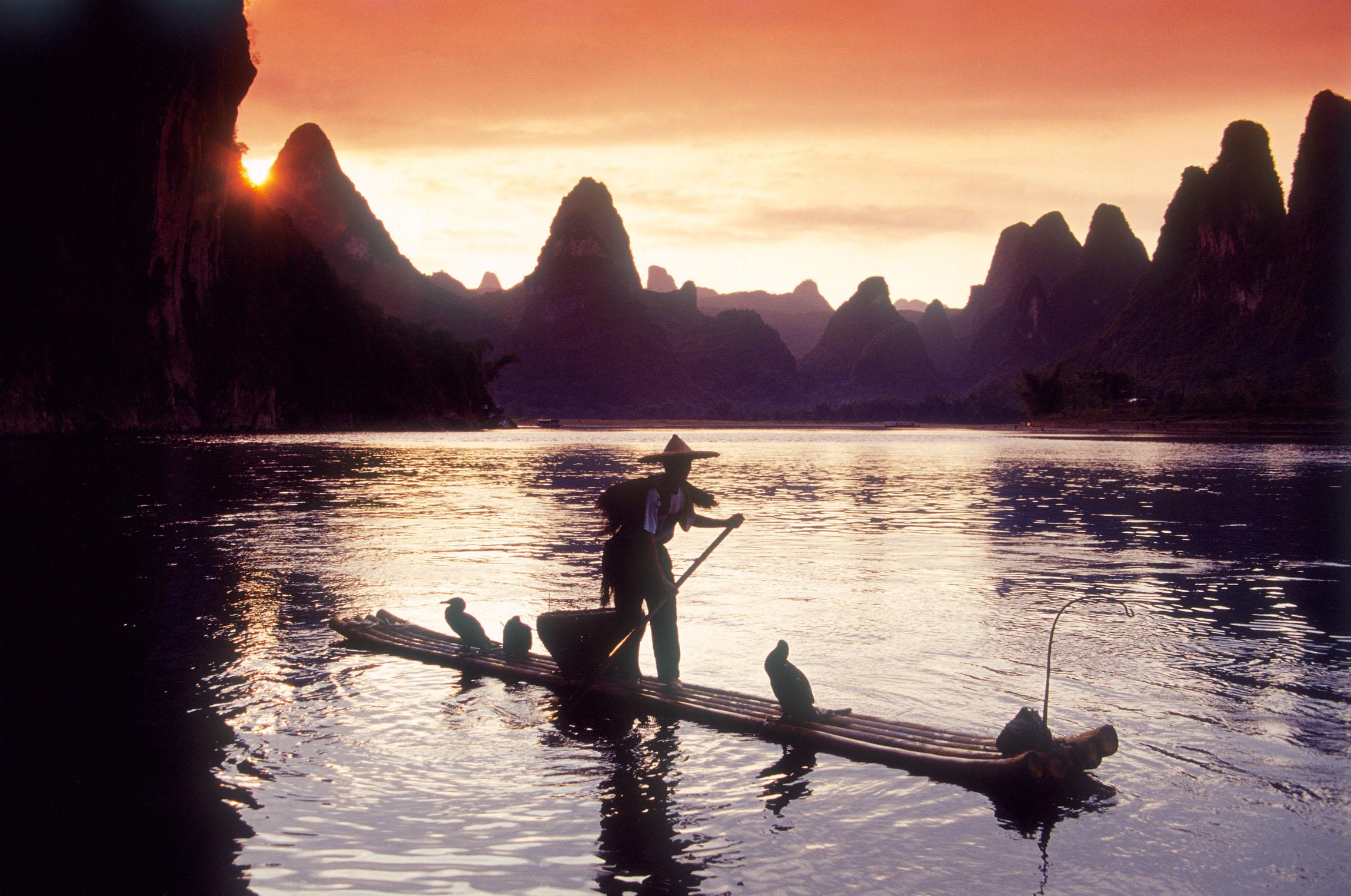 玩转桂林双飞4日跟团游
