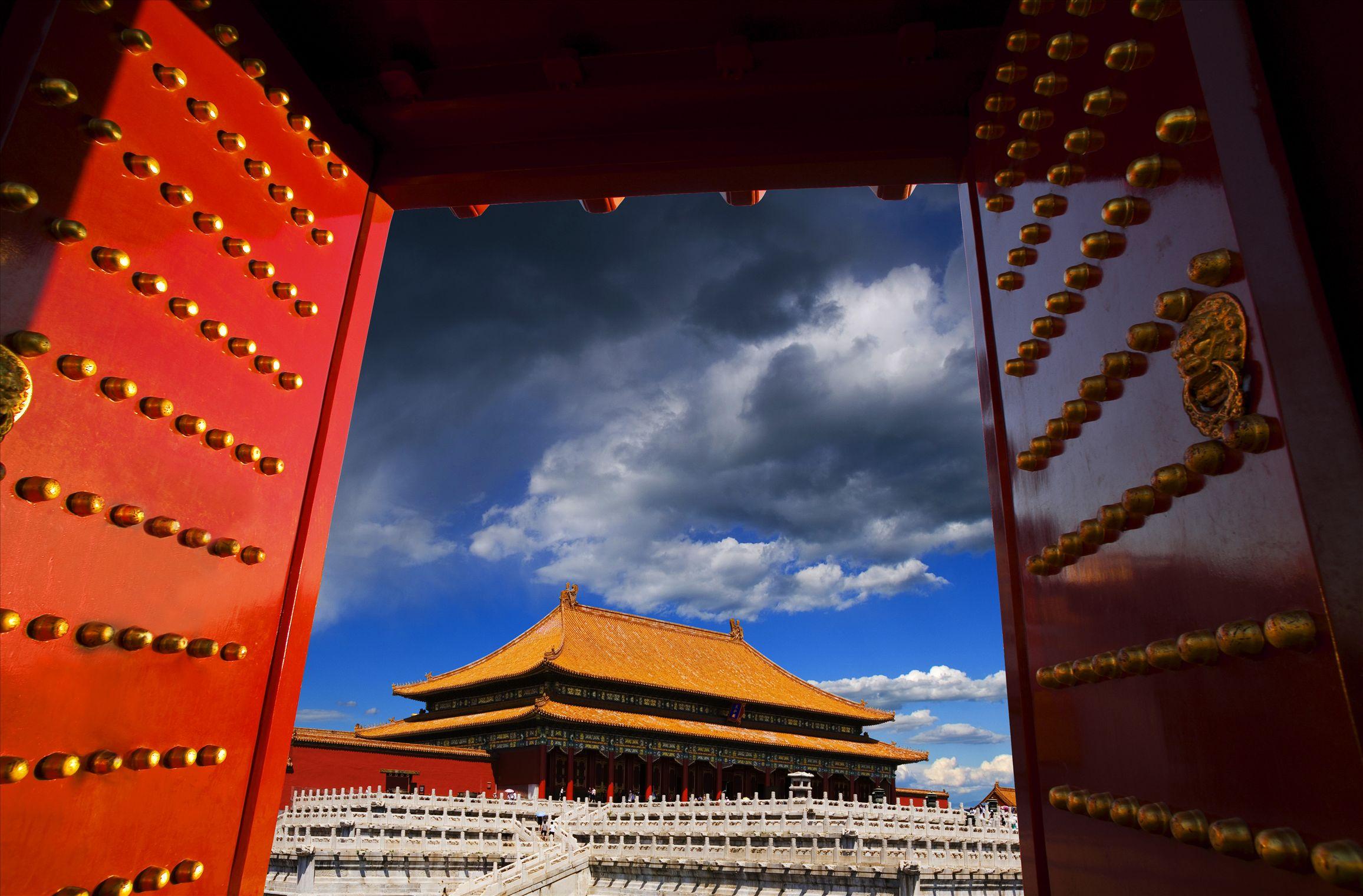 怡然自得北京双高五天豪华游