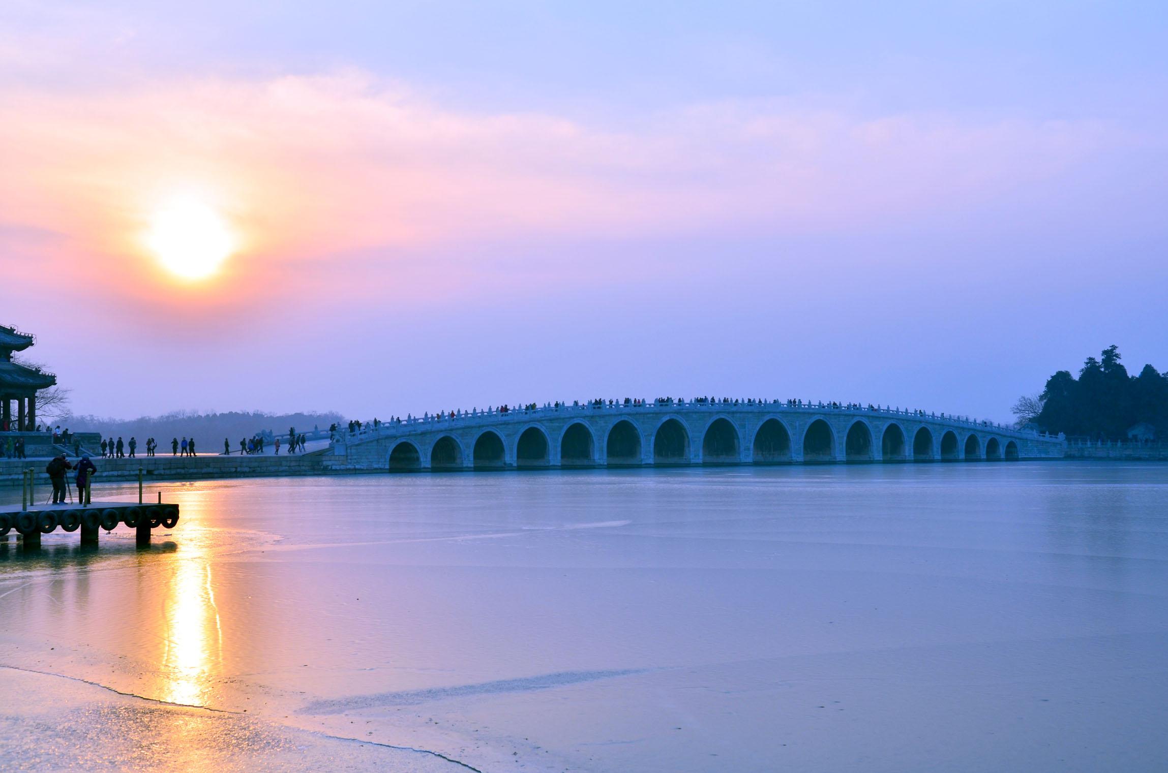 暑期8月 北京京品漫享飞高5日游