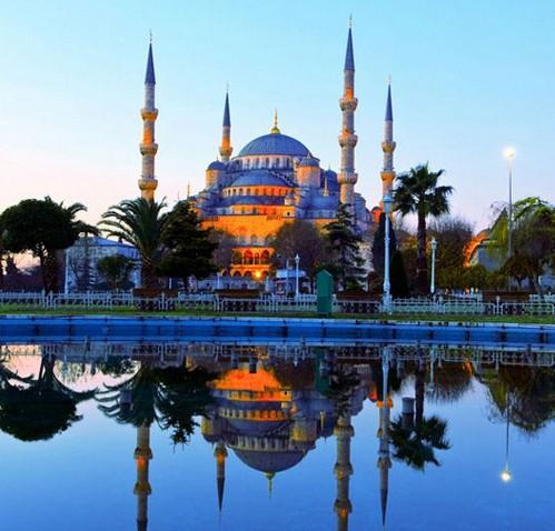 土耳其爱琴海7晚9日游(T5+全程五星级酒店+棉花堡+卡帕多奇亚+安卡拉+空亚+伊斯坦布尔)