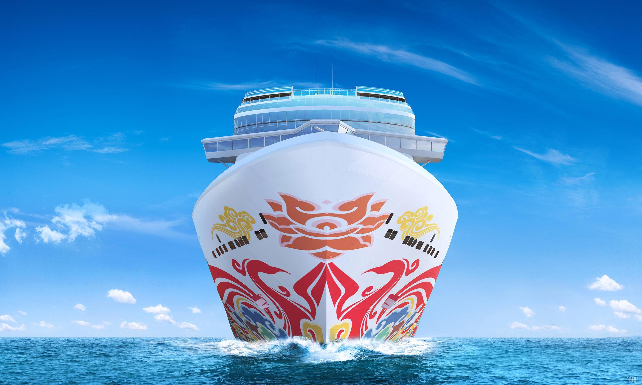 海洋光谱号冲绳4晚5天