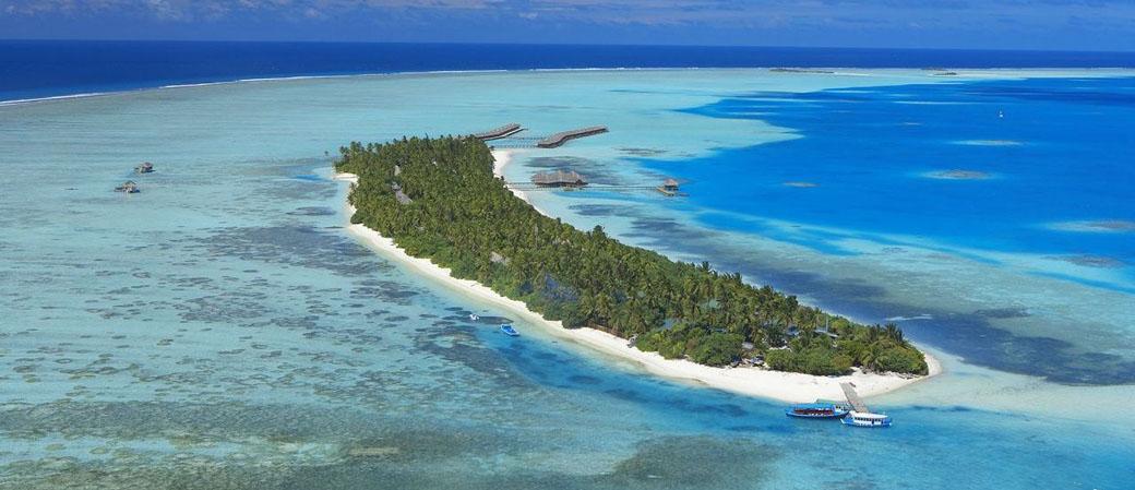 马尔代夫曼德芙士 Medhufushi 5晚7日自由行(新航转机 ,1晚马累当地住宿,曼德芙士2沙2水,含一价全包 ,水飞上岛)