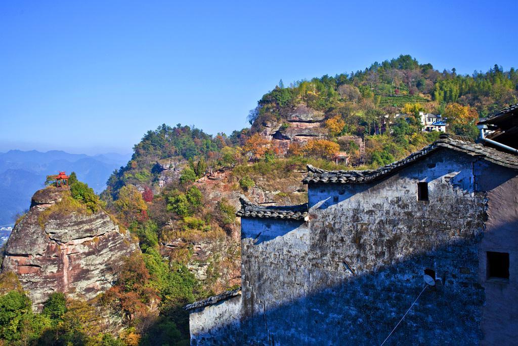 齐云山生态文化旅游度假区3天2晚度假套餐