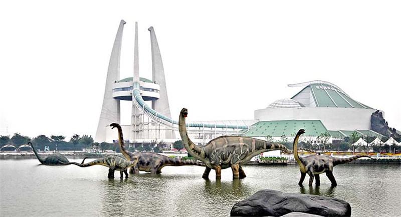 恐龙园1日游