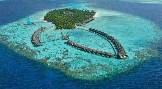 【暑期】马尔代夫Kandima坎迪玛7天5晚自由行(上海新航+2沙2水+内飞往返+AI一价全包)