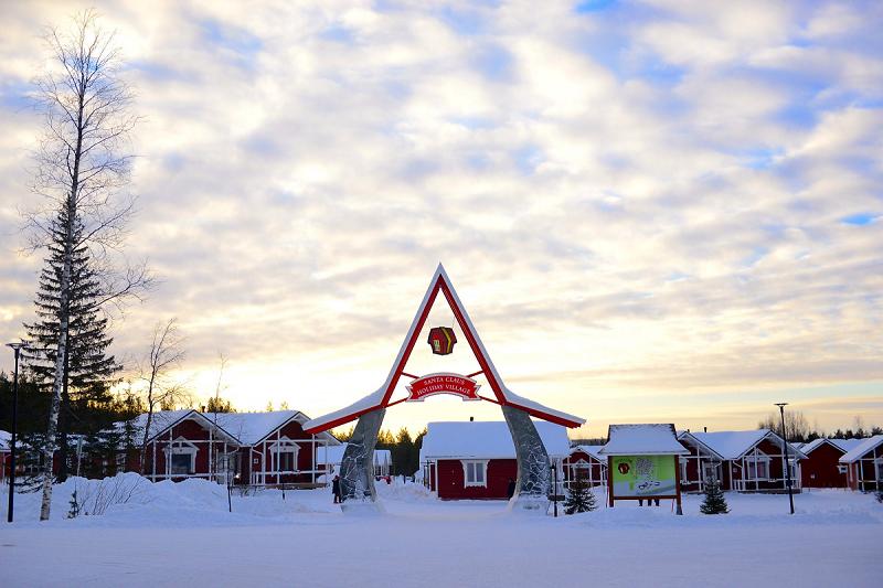 【北极圈之旅】瑞典+芬兰+北极圈+迪拜11天【极地火车+圣诞老人村+驯鹿场+玻璃屋酒店+迪拜两日游+邮轮海景舱】