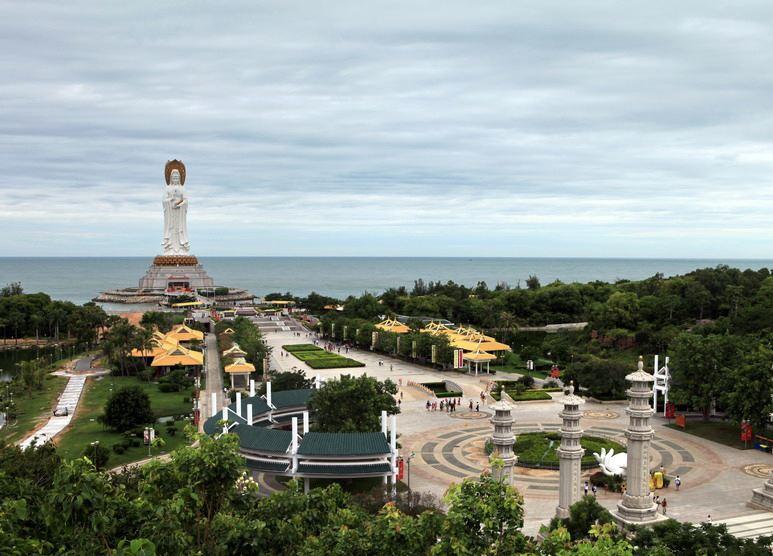 三亚分界洲岛、天堂森林公园、爱立方滨海乐园、天涯海角4晚5日游(升级1晚精品酒店)