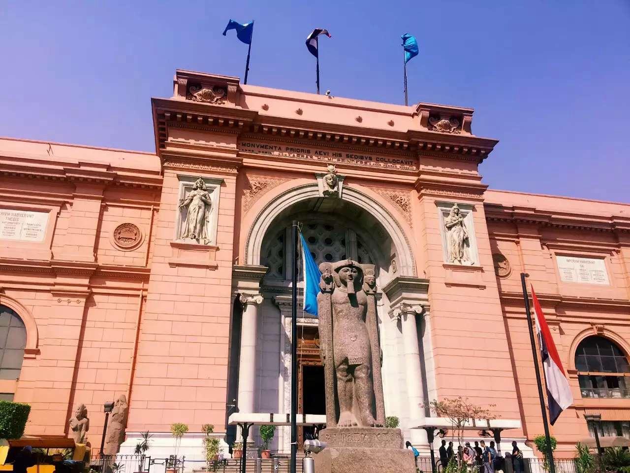 埃及阿联酋12天游轮之旅EY