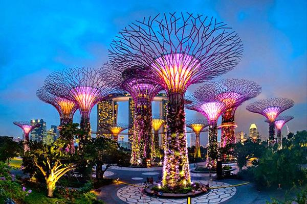 巴厘岛+新加坡6晚7日高品质游(五星新航,网评五星酒店,天空秋千+鸟巢、蓝梦岛出海、阿勇河漂流,全程无购物)
