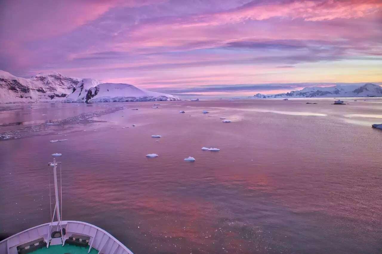【一本美签走南极】南极11晚15日之旅(奢华弗苼蓝天号双飞南极+徒步智利)