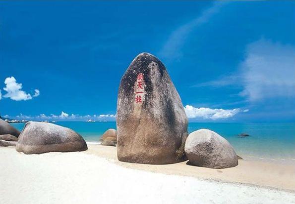 【暑期】【蜈所谓】蜈支洲岛- 呀诺达- 天涯海角- 椰田古寨双飞5日游