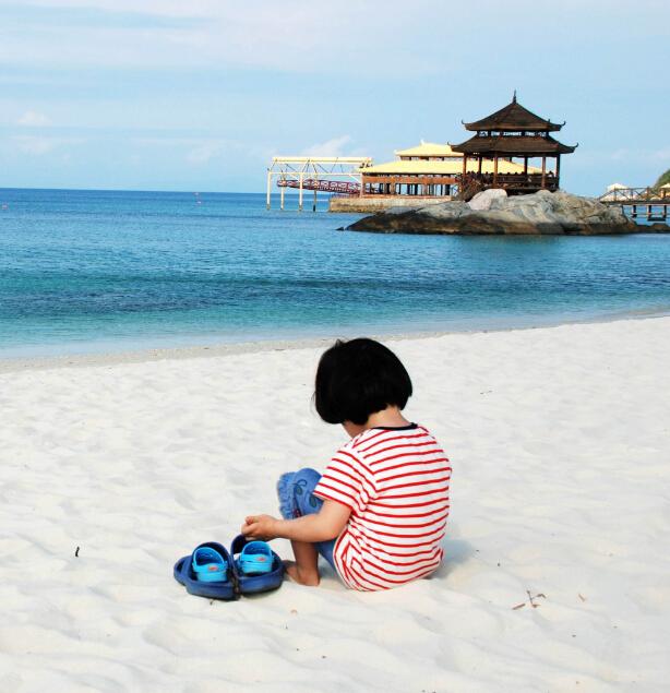 【寒假】【蜈里趣闹】海南三亚  蜈支洲岛 南山文化旅游区 亚龙湾热带天堂公园双飞5日游