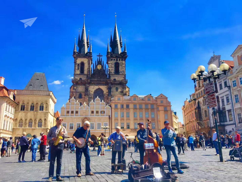 奥地利 捷克 匈牙利之旅12天