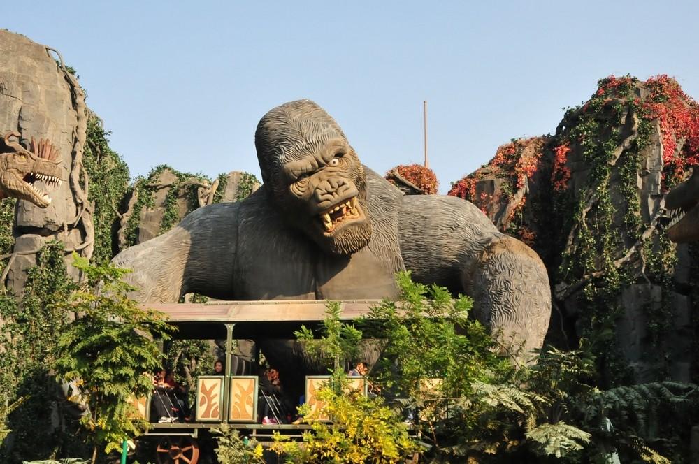 101恐龙园1日游