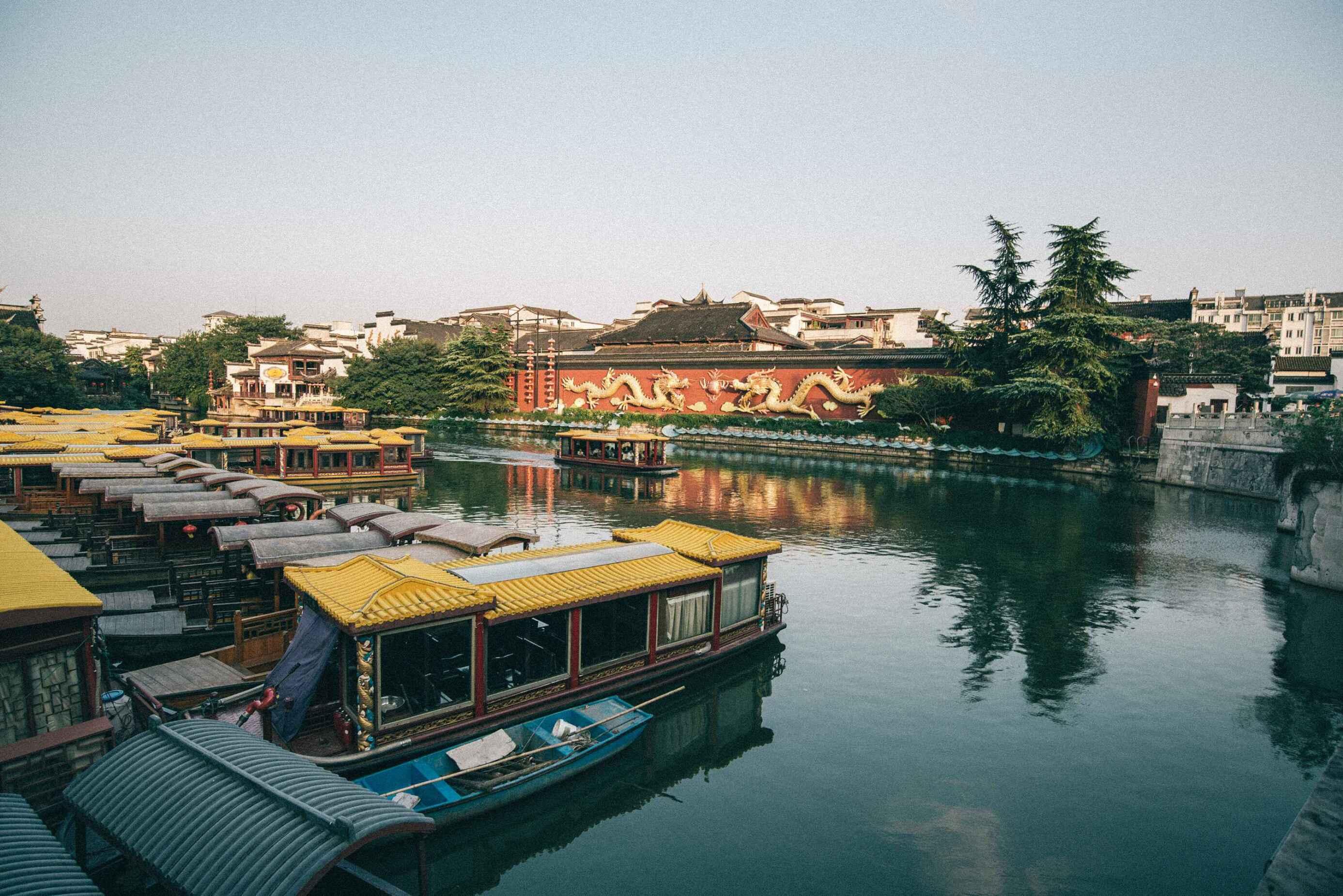 南京1日跟团游