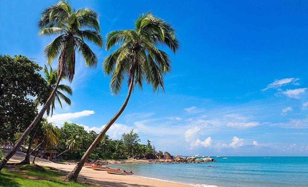 【寒假】【蜈悠假期过大年】海南三亚  蜈支洲岛、天堂森林公园、玻璃栈道 双飞5日游