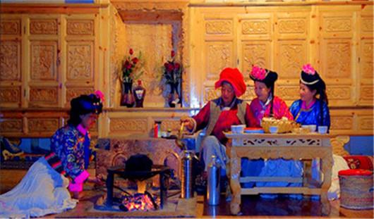 【寒假】丽江、泸沽湖 4晚5日半自由行(纯玩 丽江直飞 里务比岛、泸沽湖环湖游、摩梭家纺、篝火晚会)