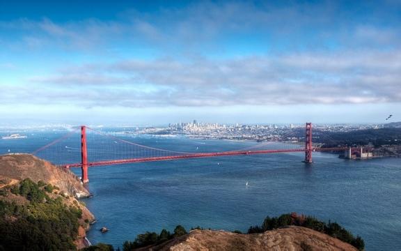 【羚动黄石】美国西海岸旧金山+1号公路+黄石公园+羚羊彩穴+马蹄湾+布莱斯11晚13日(UA直飞往返,环球影城,特色餐,一价全含无自费无购物)