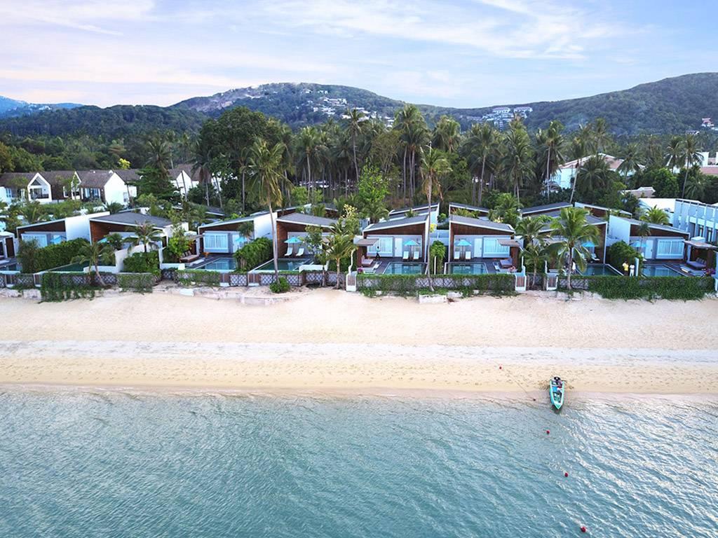 苏梅岛5晚6日自由行(新航转机,5晚塞勒斯海滨度假酒店Celes Beachfront Resort+接送机,含早)