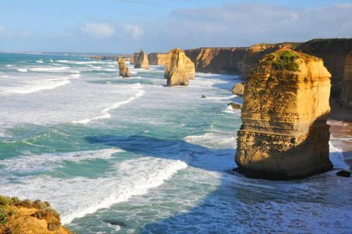 【畅收】澳大利亚新西兰9晚11日(大洋路+海洋世界+天堂农庄+爱歌顿+毛利地热+送抱考拉照)MU