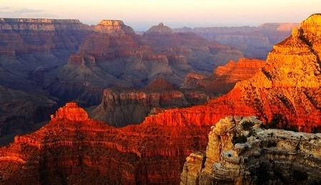 美国东西海岸+五大国家公园+羚羊峡谷14晚16日(五大国家公园、羚羊峡谷、尼亚加拉大瀑布、10晚网评四钻)