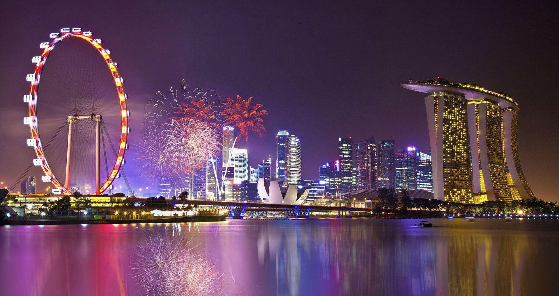 新加坡一地4晚6日游(新航直飞不转机,纯玩无购物,全程首选五星金沙酒店,休闲美食街,网红摩天轮,美食珍宝辣蟹宴)