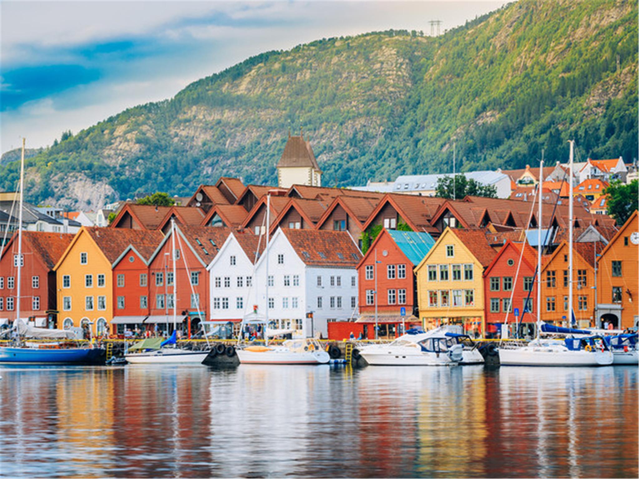 【暑期】挪威+丹麦+风情峡湾+童话古堡10晚12天(AY/4-5钻+2晚峡湾小镇酒店+1晚邮轮2人内舱/2人一台WiFi)