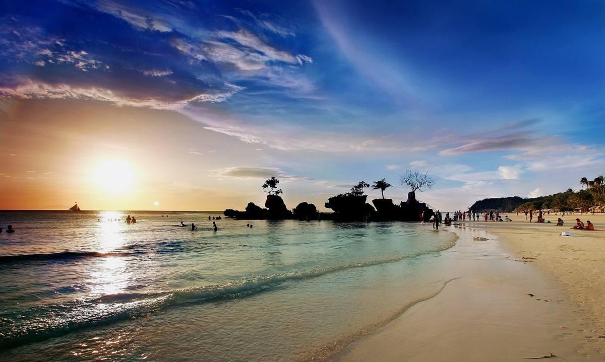 【悦享长滩】长滩岛5晚6日半自由行(杭州BK直飞,D-MALL+圣母岩礁+星期五海滩,含菲律宾团签+离境税+当地往返接送)