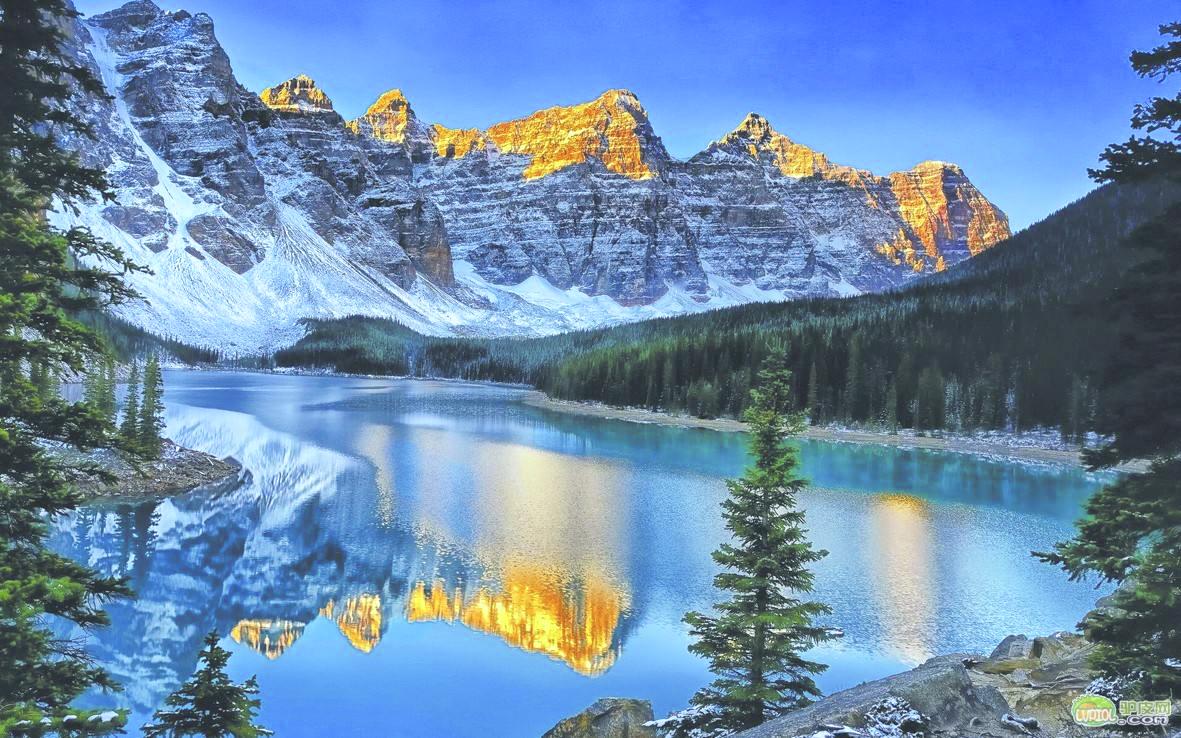 加拿大全景12晚14天游(尽览3大国家公园、9大湖、12大名城,三大特色餐、双游船体验)