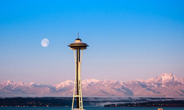 【大年三十!特色木屋看极光】美国西雅图+阿拉斯加7晚9日游(HU直飞 西雅图进出)