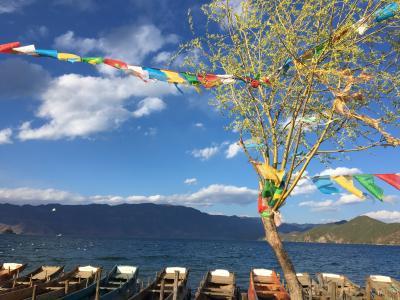 【暑期】麗江、瀘沽湖4晚5日跟團游(純玩,拉市海+里務比島+摩梭家訪,贈《麗水金沙》)