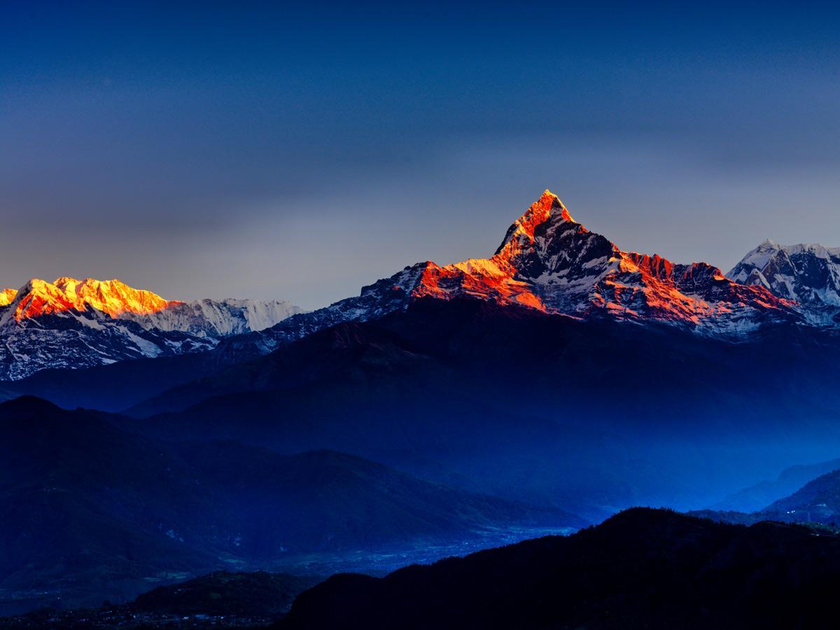 尼泊尔7天5晚(国庆团期+国泰直飞+博卡拉半天自由活动+纳加阔特瑜伽课程体验+民俗舞蹈表演+0购物0自费)