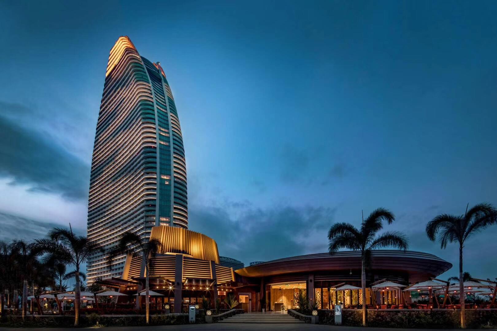 海南三亚5天4晚自由行(2晚品牌酒店+2晚亚特兰蒂斯·全球第3家·迪拜同款·三亚新地标·无限次畅玩水族馆+水世界)