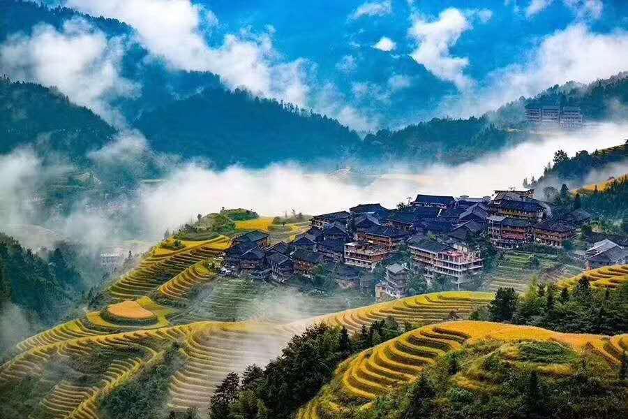 山水桂林 桂林5天4晚