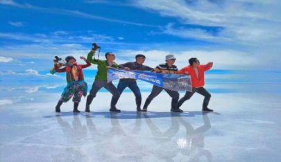 【春節】【春季】玻利維亞+秘魯12晚15日(烏尤尼鹽湖天空之境?暗夜星空+馬丘比丘?納斯卡地畫)