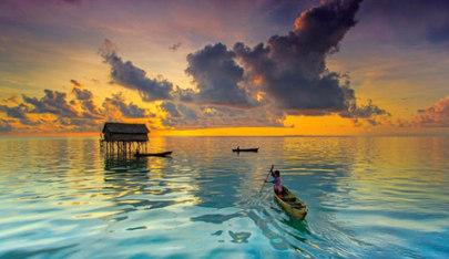 <马来西亚-仙本那-机票+8天5晚游>北京起止,无购物,含接送机,5晚镇上酒店,可选敦沙卡兰海洋公园/马布岛/马达京一日游
