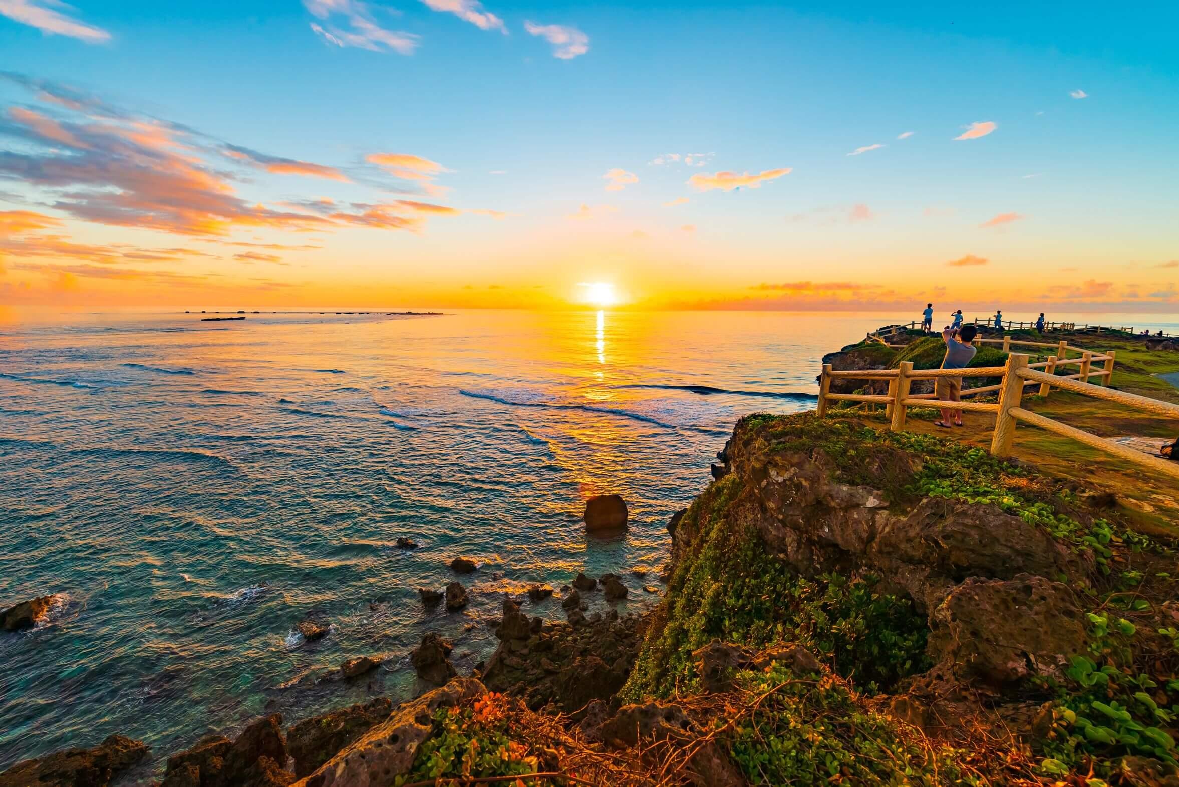 日本冲绳3晚4日,北京直飞,一日自由活动,全程当地四星级酒店,全程无购物,无自费