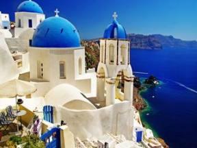 【蜜月之旅】希腊一地8晚10天(汉莎A380/圣托里尼/米克诺斯/2晚悬崖酒店/伊亚日落/羊排餐/免费WIFI)