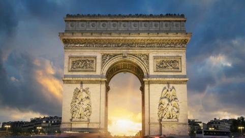 【品质精致】希腊+法国10日+悬崖酒店+内陆飞机+塞纳河游船晚宴+巴黎自由活动+蜜月赠送+AF+免费WiFi+雅巴