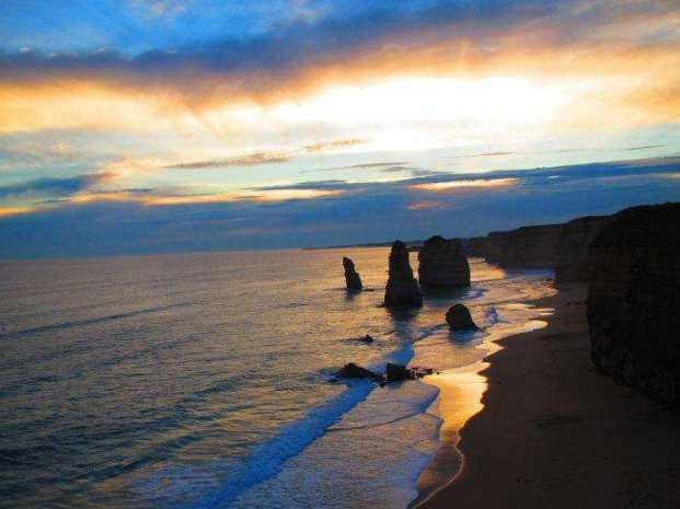 澳大利亚全景14天13晚 西澳+南澳+东澳(杰拉尔顿抓龙虾、杰拉尔顿星空观星、尖峰石阵、兰瑟琳沙丘,粉红湖)